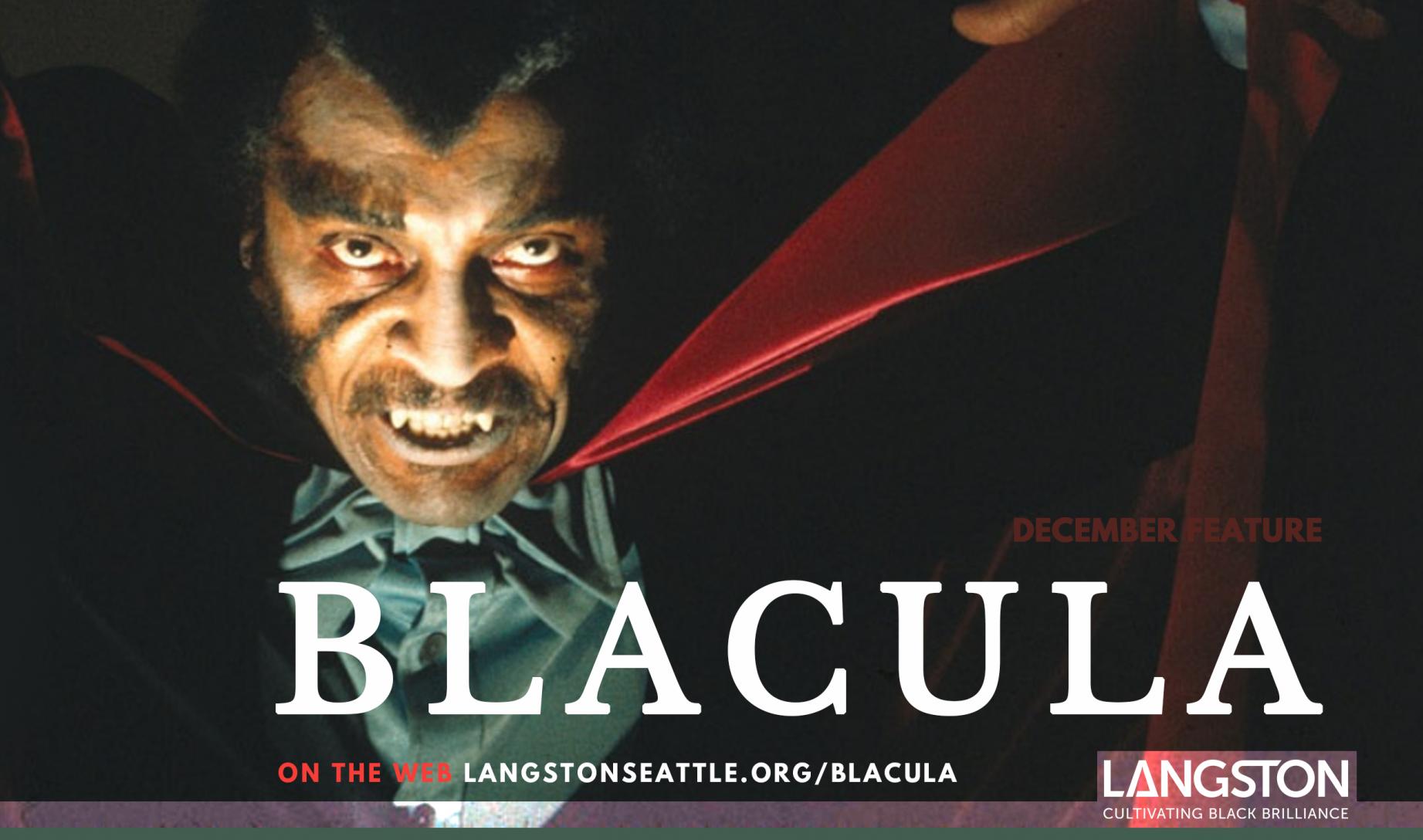 Fade To Black: Blacula (1972)