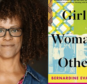 CANCELLED *** Bernardine Evaristo discusses 'Girl, Woman, Other'